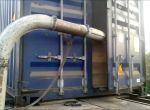 Погрузка стафировка контейнеров по Украине (пылесос).