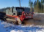 Корчевание мульчером Запорожье. Услуги и продажа лесных муль